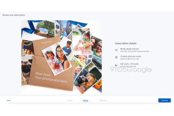 Google Photos monthly subscription plan will send you prints every month