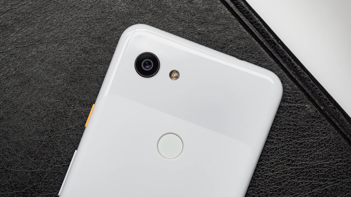 Pixel phones swept under the rug during Google's earnings call