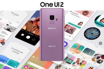 Unlocked Galaxy S9's Android 10 update released early, One UI 2 in tow