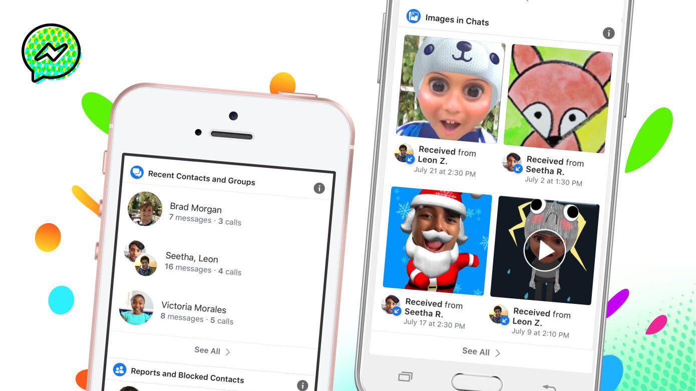 Facebook Messenger Kids erhalten ein neues Update mit vielversprechenden Funktionen und Sicherheit