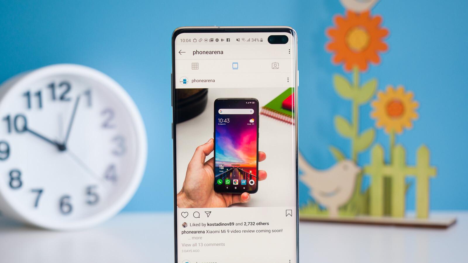 Bei der neuesten Funktion von Instagram dreht sich alles um GIFs