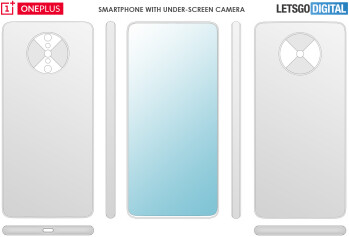 OnePlus patent shows dedication to hiding smartphone cameras. But not with electrochromic glass