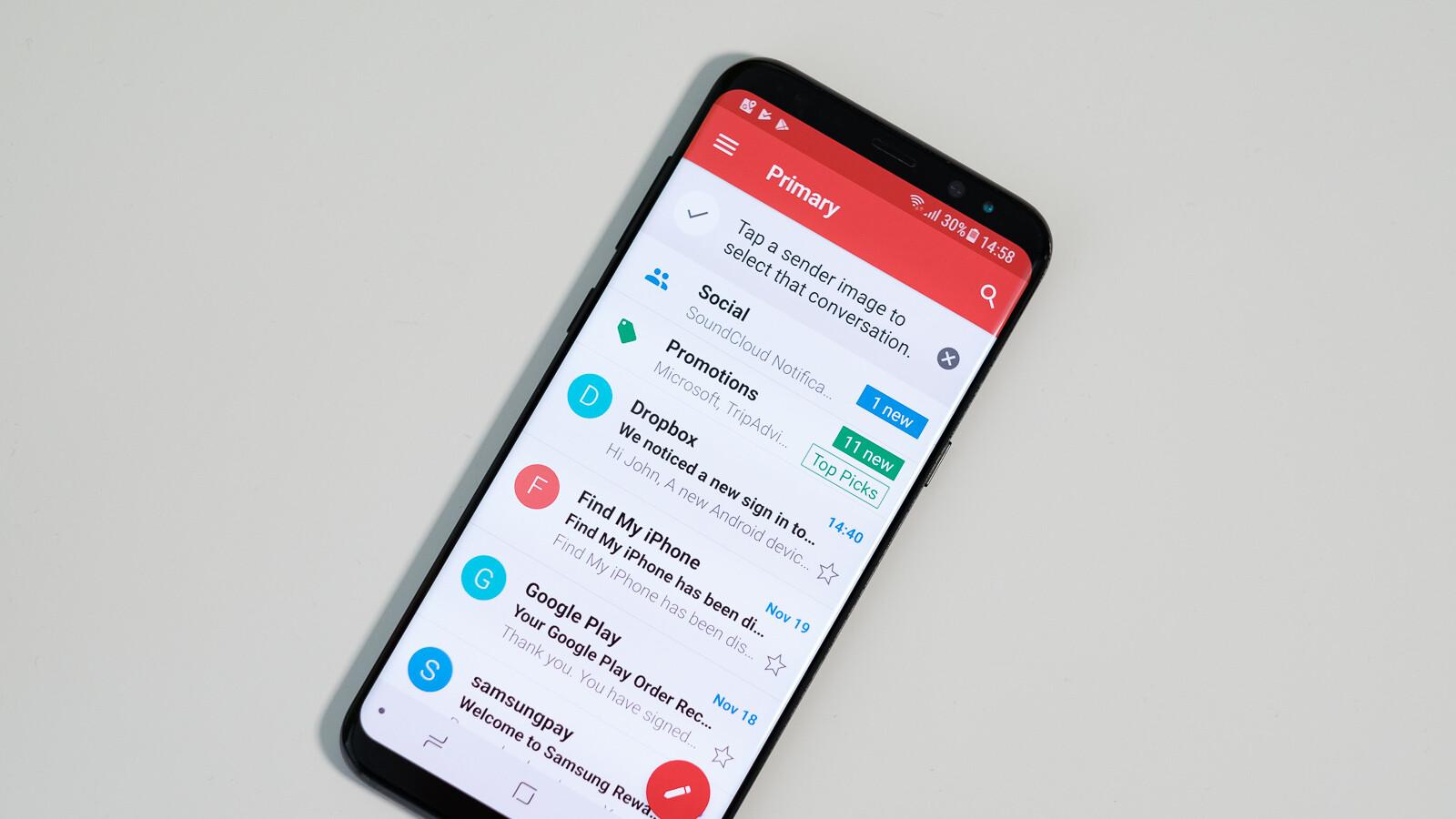 Google nimmt ab dem 20. Februar wichtige Änderungen an Google Mail vor