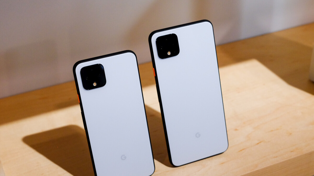 Save up to $600 on the Google Pixel 4/XL at Verizon