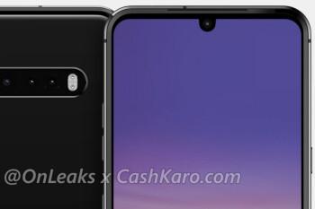 LG V60 ThinQ promo leak: quad-cameras, 5000mAh battery and earphone jack
