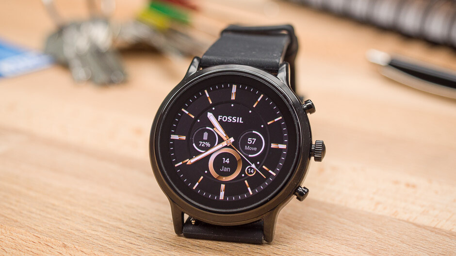 WearOS-powered Fossil Gen 5 smartwatches are $75 off, including new models