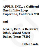 Class-action suit filed against Apple because of the iPhone 4