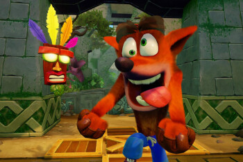 Crash Bandicoot might be headed to mobile