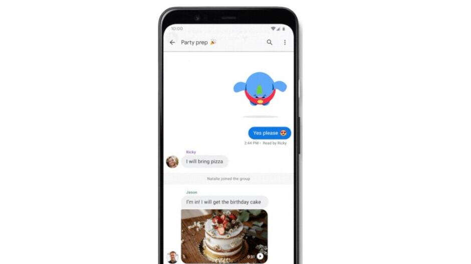 Google to disable RCS chat workarounds for Messages app in unsupported regions