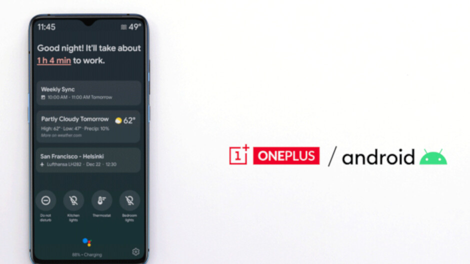 OnePlus brings a brand new Google Assistant feature to all its smartphones