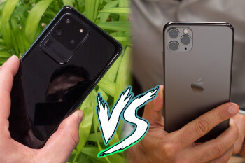 Samsung Galaxy S20 Ultra 5G vs Apple iPhone 11 Pro Max: specs and size comparison
