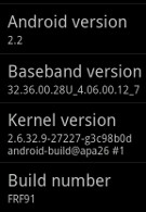 Another Froyo update for Nexus One users?