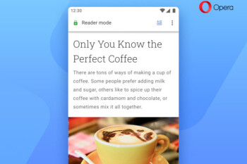 Opera for Android gets its first major update in the new decade, here is what's new