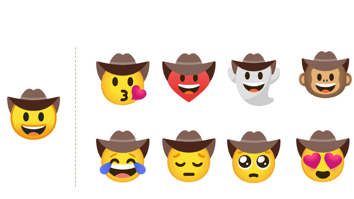Gboard for Android update: emoji fusion
