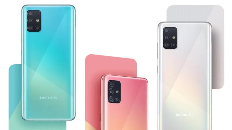 Next generation of Samsung Galaxy A midrangers said to be U.S. bound