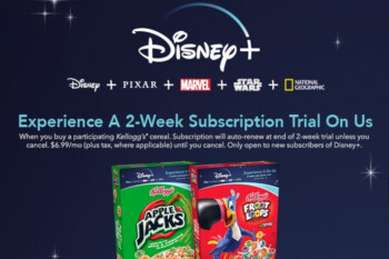 Little known promotion doubles your free Disney+ trial to two weeks