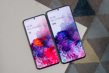 The stunning difference between 120Hz and 60Hz displays: Galaxy S20 vs S10
