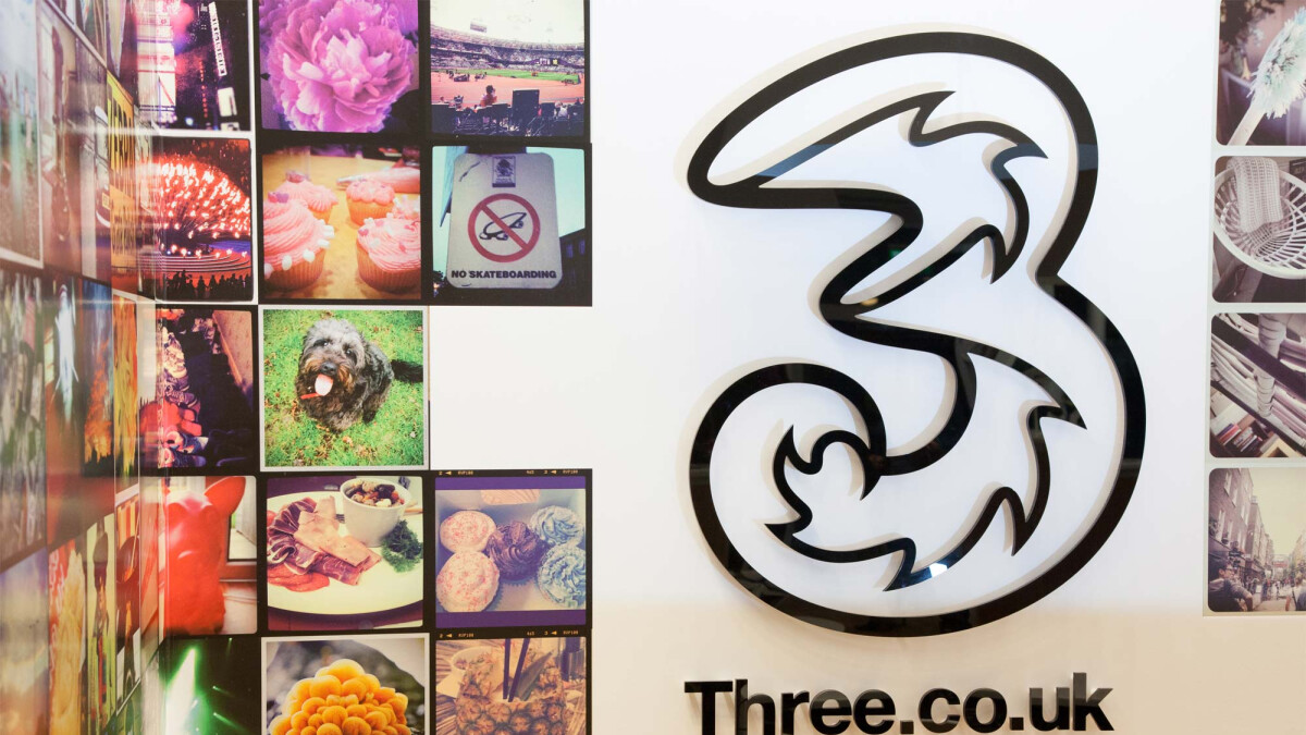 Three UK announces when and where its 5G network will go live