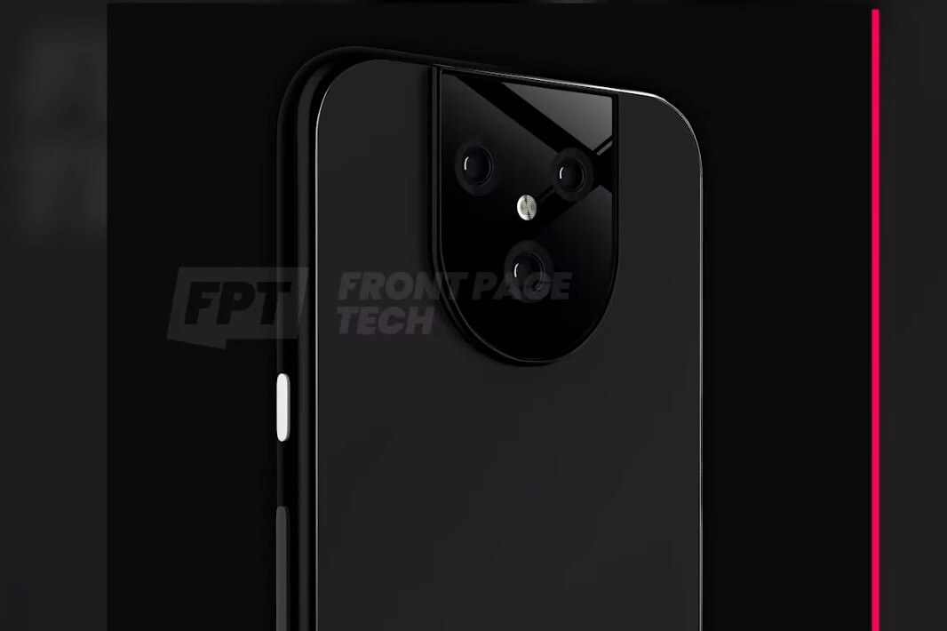 The Google Pixel 5 was just mentioned for the first time.'