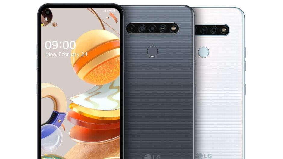 LG intros new 2020 K series focusing on premium camera features