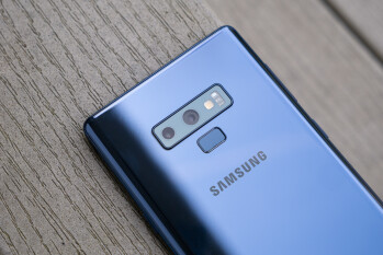 Verizon promotes the Samsung Galaxy Note 9 to Android 10
