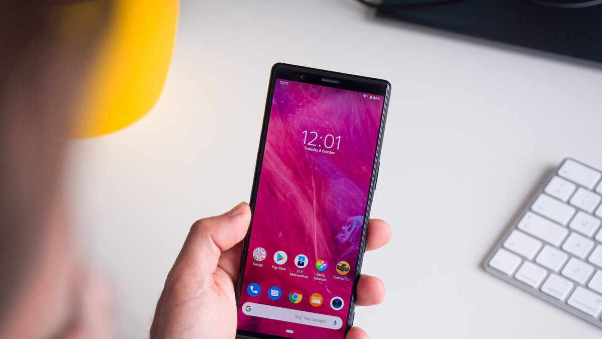 Sony Mobile website discontinued after years of tumbling Xperia sales