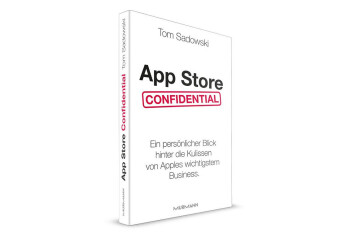 "Apple еx-employee's ""App Store Confidential"" book strikes a nerve with Apple"