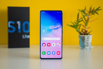 The new Galaxy S10 Lite gets a big discount on eBay