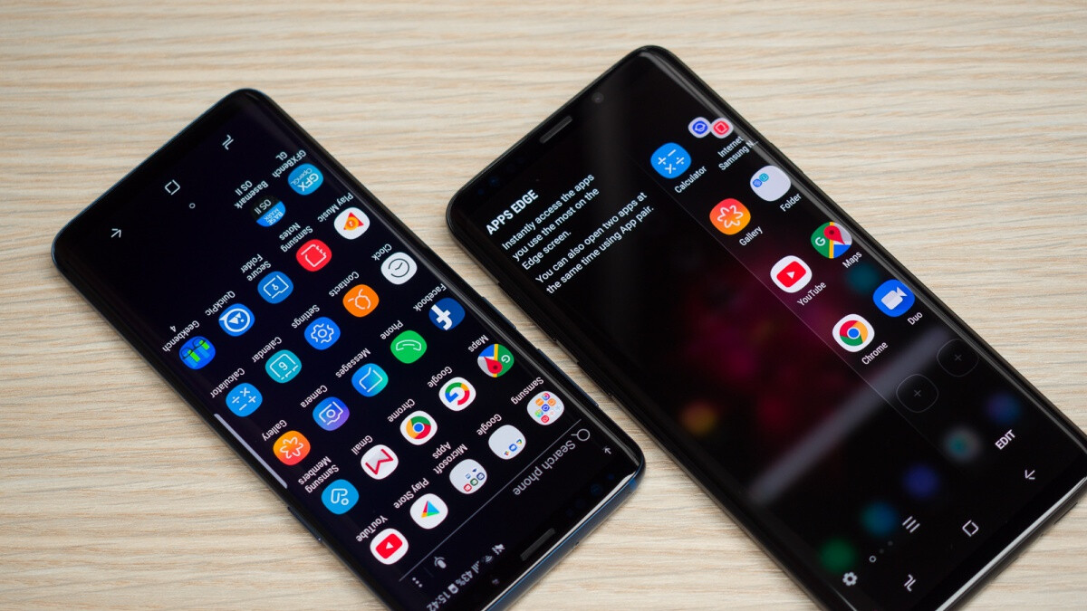 Samsung's Galaxy S9 and S9+ are finally treated to Android 10 on a major US carrier