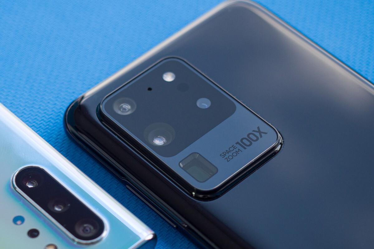 8k Vs 4k Vs 1080p On The Samsung Galaxy S20 Ultra Video File Size Comparison Phonearena