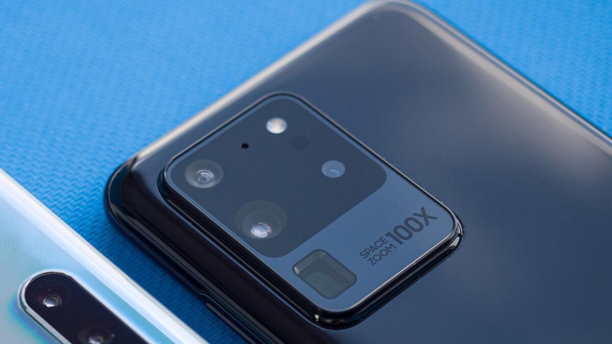 8K vs 4K vs 1080p on the Samsung Galaxy S20 Ultra: Video file size comparison