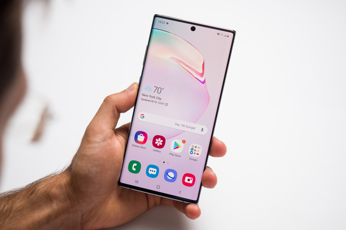 Samsung Galaxy Note 10 Scores A Crazy Discount On Ebay Phonearena