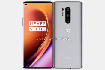 The OnePlus 8 and 8 Pro specs and design leaks get a match