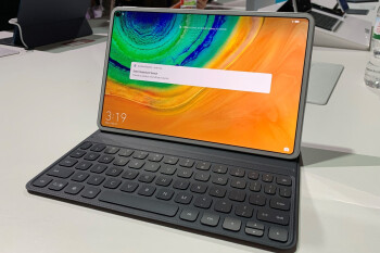 Huawei MatePad Pro 5G: hands-on with the iPad Pro lookalike