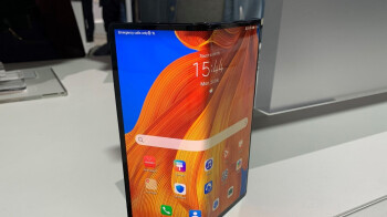 The Huawei Mate Xs: want one?