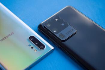 Samsung already improving the Galaxy S20 Ultra camera