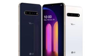 No nonsense flagship: do you like the LG V60?