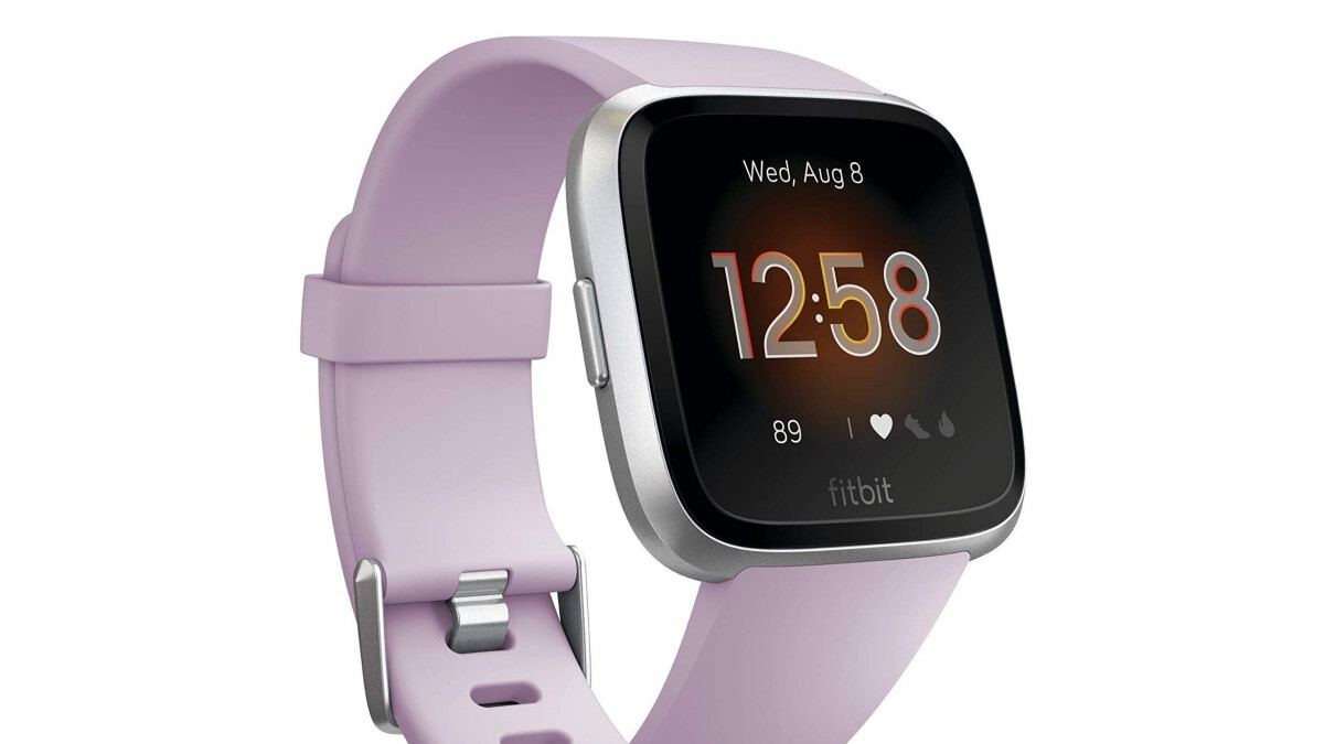 The already affordable Fitbit Versa Lite is insanely cheap on eBay right now