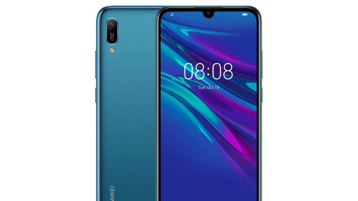 Budget Huawei Y6 2019 is only £69 for existing GiffGaff customers