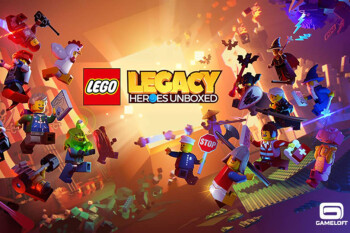 Gameloft launches LEGO Legacy: Heroes Unboxed featuring iconic minifigures