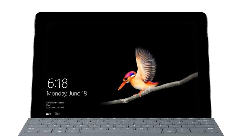 New Surface Go 2 leak reveals major upgrades