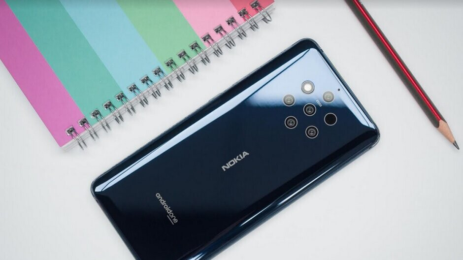 See how one concept of the Nokia 9.2 handles the rear-camera setup