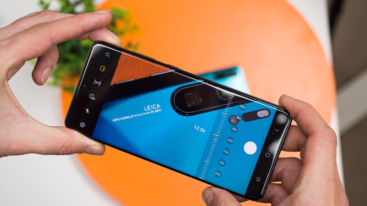 Zoom battle: Galaxy S20 Ultra vs Huawei P30 Pro