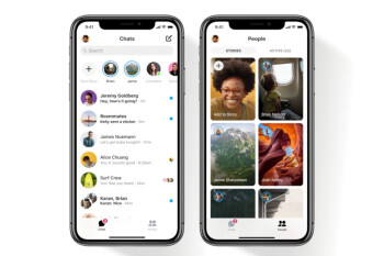 Facebook launches faster, cleaner Messenger app for iOS devices