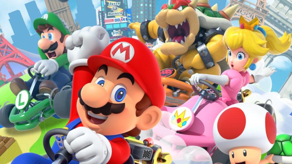 Nintendo brings real-time multiplayer to Mario Kart on iOS