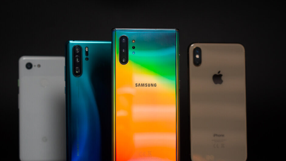 New reports suggest Samsung claimed two big Q4 2019 wins over Apple and Huawei