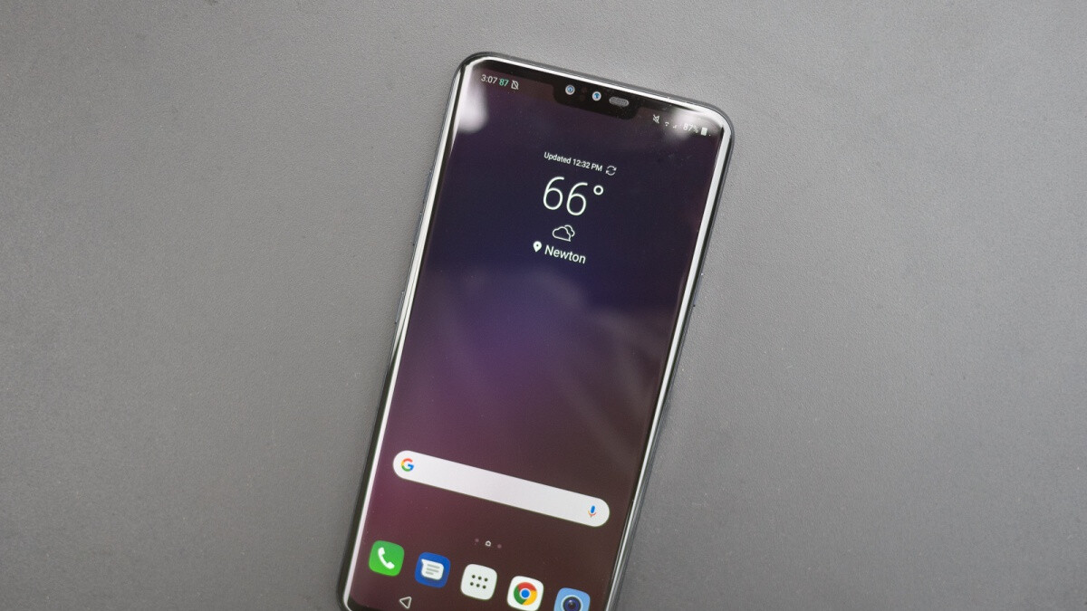 The unlocked LG V40 ThinQ is cheaper than ever at B&H and Best Buy