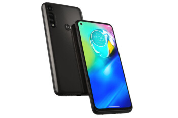 Moto G8 Power Lite shown off in leaked press renders