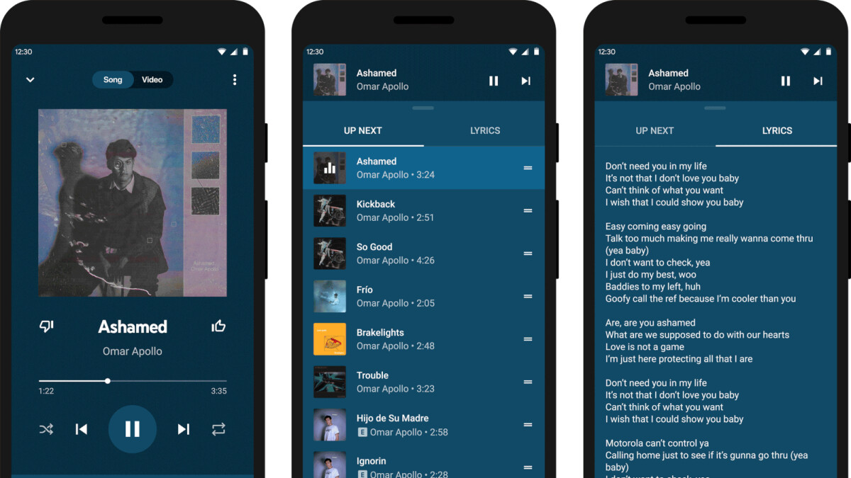 Youtube Music Update Brings New Player More Controls To Android Users Phonearena