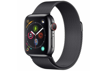 Save up to $150 on the Apple Watch Series 4 (GPS + Cellular) on Amazon